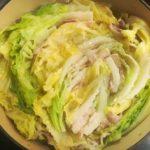 とろける!白菜と豚バラのミルフィーユ鍋。簡単おいしい♪【農家のレシピ帳】