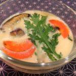簡単♪野菜の茶碗蒸し!プリンカップ&普通の鍋で【レシピ】