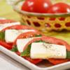 トマトの和風カプレーゼ♡チーズを豆腐に、バジルを青じそにかえて。【農家のレシピ帳】