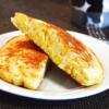 とうもろこしホットケーキ♡休日の朝食に、おやつに♪【農家のレシピ帳】