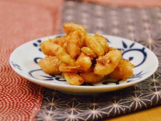味噌ピーナッツ。旬のなま落花生で♪副菜やおつまみ、おやつに。【農家のレシピ帳】