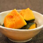 かぼちゃの煮物。ほっくり美味しい♪【農家のレシピ帳】