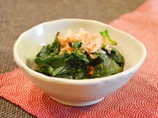めんつゆで簡単!ツルムラサキのおひたし。夏のネバネバ野菜♪【農家のレシピ帳】
