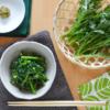 春菊の柚子こしょう炒め。柚子こしょうだけでこんなに美味しい!【農家のレシピ帳】
