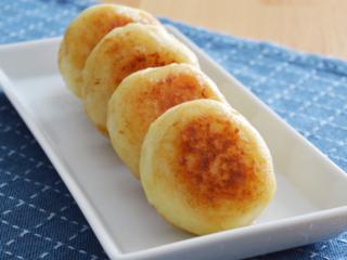 じゃが餅。バター醤油味!パクパク食べちゃう♪【農家のレシピ帳】