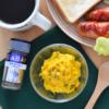 かぼちゃとクリームチーズのサラダ。レンジで簡単デリ風サラダ♪【農家のレシピ帳】(PR)