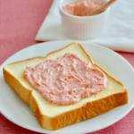 レンジで簡単!いちごバター。パンにぬって朝食、おやつに♪【農家のレシピ帳】
