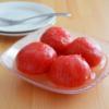 トマトの砂糖漬け。まるでスイーツ!大量消費にも♪【農家のレシピ帳】