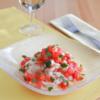 トマトそうめんのカッペリーニ風。夏の冷製パスタ!【農家のレシピ帳】