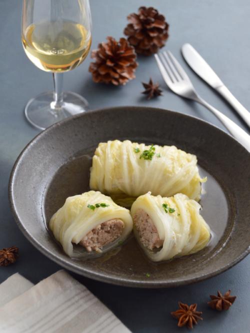 ライフスタイルメディア「くらしのアンテナ」様にて、ロール白菜のコンソメ煮込みが紹介されました!