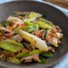 豚ひき肉と長ねぎのポン酢炒め。ご飯が進む!簡単ピリ辛おかず♪【農家のレシピ帳】