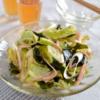 春キャベツの中華サラダ。ポン酢とごま油の簡単ドレッシングで♪【農家のレシピ帳】