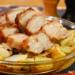 豚バラブロックと野菜のオーブン焼き。丸ごと焼くブロック肉がこんがりジューシー。【農家のレシピ帳】