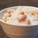 ピーナッツご飯。なま落花生で、秋の炊き込みご飯。【農家のレシピ帳】